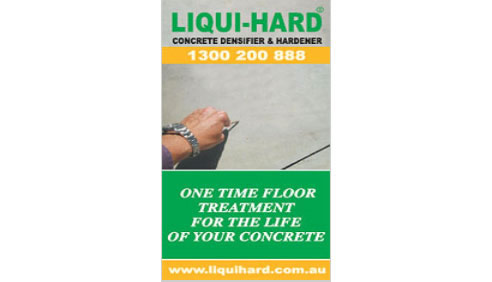 Concrete Densifier & Hardener Supplies | Non-Slip Floor
