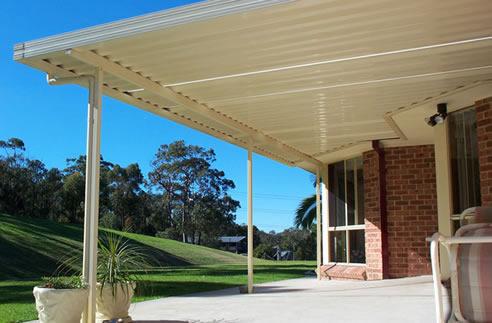 Patio Awnings and Atriums Sydney   Spacespan