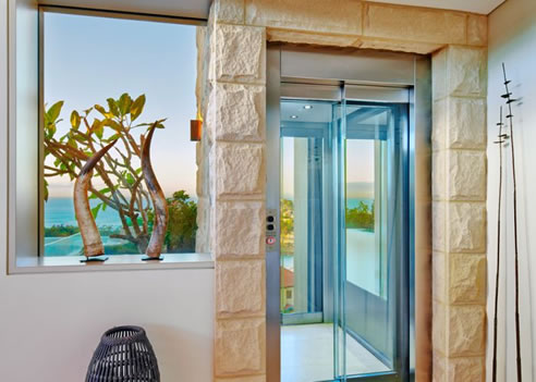 Glass Door Lift Easy Living Home Elevators