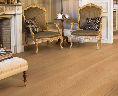 beige timber floor