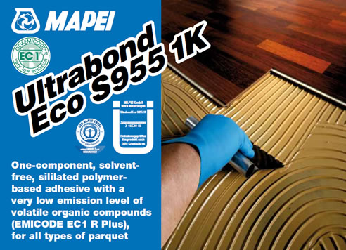 One-Component Parquet Floor Adhesive   Mapei