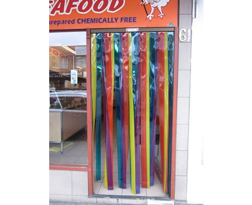 Heavy Duty Strip Curtain Doors Premier Door Systems