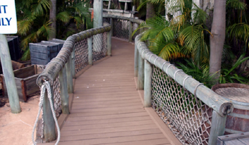 Composite Decking Pathway. Cleaning Your CleverDeck Composite Wood ...