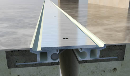Floor Expansion Joint Covers Unison Joints
