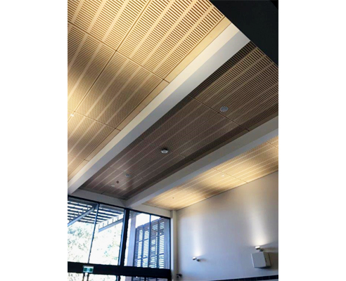 Acoustic and decorative panels from Hazelwood & Hill