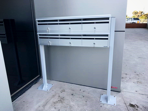 High quality letterboxes from SecuraMail