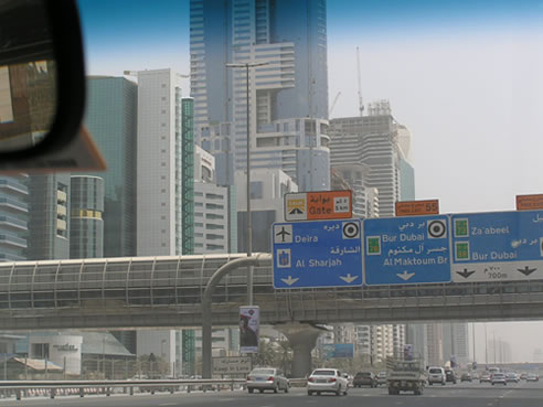 Middle East Highway