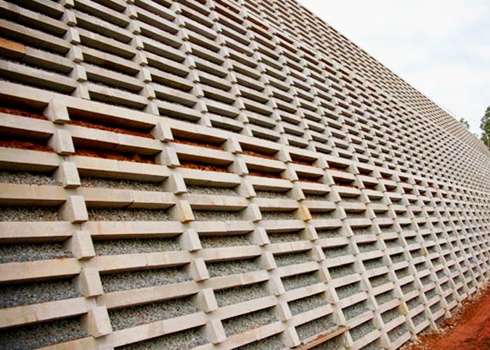 Concrete Crib Walls Brisbane From Concrib