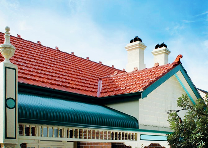 Terracotta Roof Tiles For 12 Degree Roof Pitches From Higgins