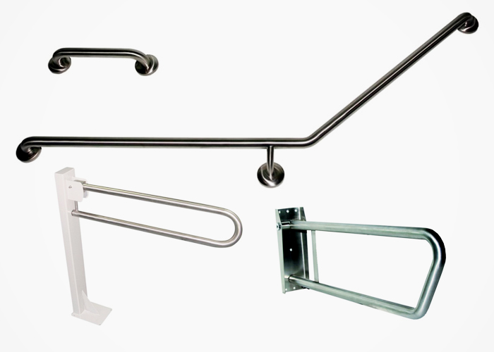 Grab Rails for Aged Care Melbourne from Hand Rail Industries