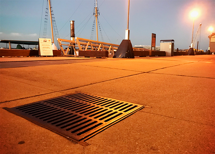 Iron Covers & Grates Now in Newcastle from EJ