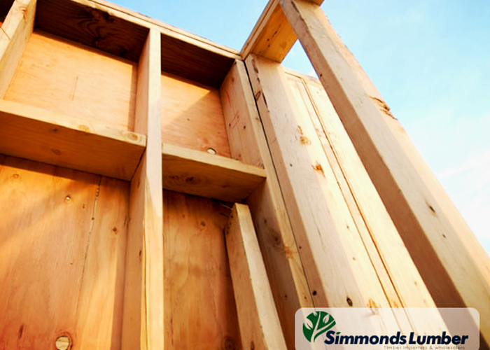 Ply and Particleboard Wholesale from Simmonds Lumber