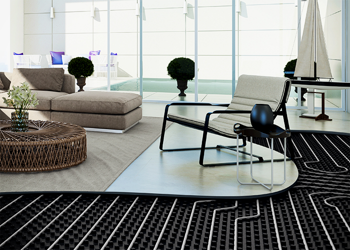 Trusted Hydronic Floor Heating from Hunt Heating
