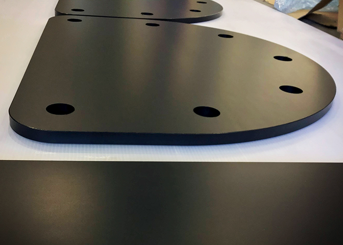 CNC Routing of Engineering & Building Plastics by Allplastics