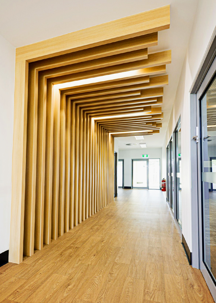 Decorative Beams for Ceilings & Walls from SUPAWOOD