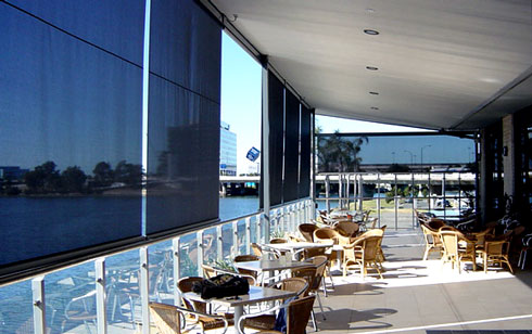 Issey Sunshades have the latest in blinds retractable awnings
