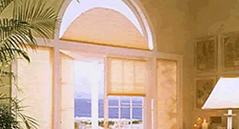 Duette 174 Operable Arch Shades By Luxaflex