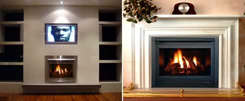 Heat & Glo fireplaces by Jetmaster
