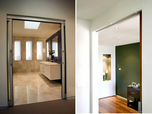 Cavity Sliding Doorway Systems From Altro Building Systems