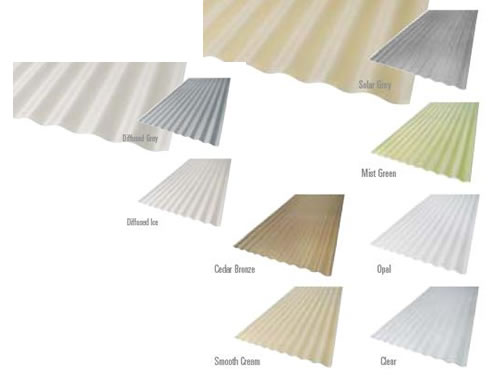 Suntuf Polycarbonate Roofing From Independent Building