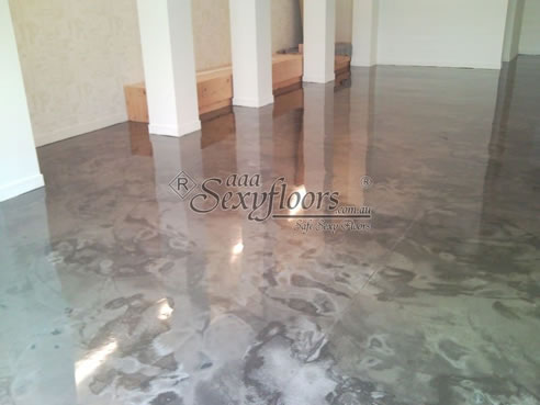 Environmentally Friendly Decorative Concrete Floors Sexy