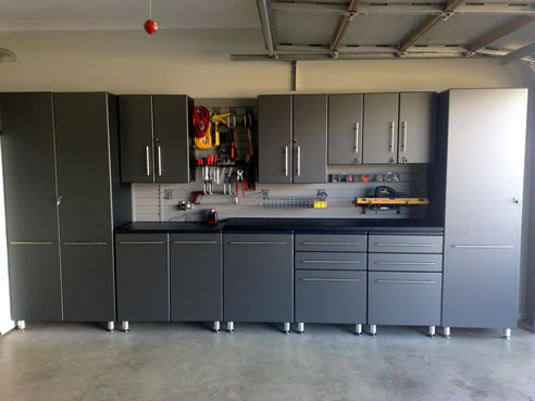 Garage Makeover Amp Storage Solutions From Garageworks