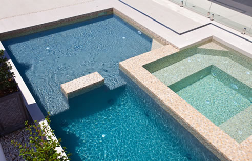 Swimming Pool Renovations Quartzon Carbrook Qld 4130
