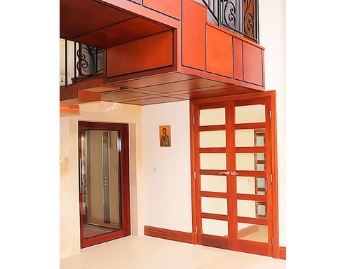 Luxury home elevators from liftshop for Luxury home elevators