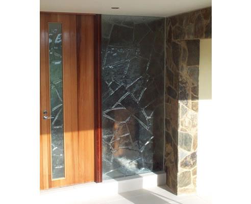 Decorative front door glass panel inserts profile glass - Decorative glass exterior door inserts ...
