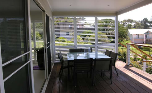 Balcony Amp Deck Shutters Rollashield Revesby Nsw 2212