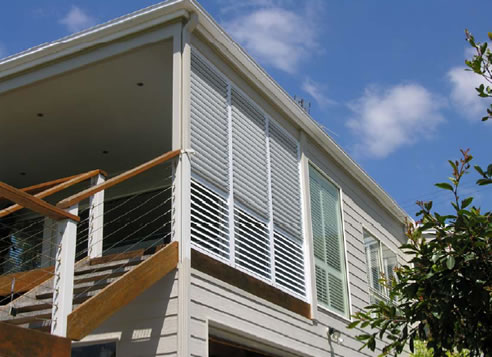 Balcony Amp Deck Shutters Rollashield Revesby Nsw 2212