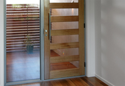 Thermally improved hinged doors rylock windows doors for Double hinged french doors