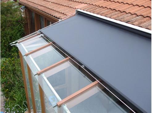 Full glass roof