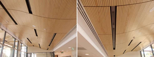 Decorlini Acoustic Ceiling Panels Decor Systems