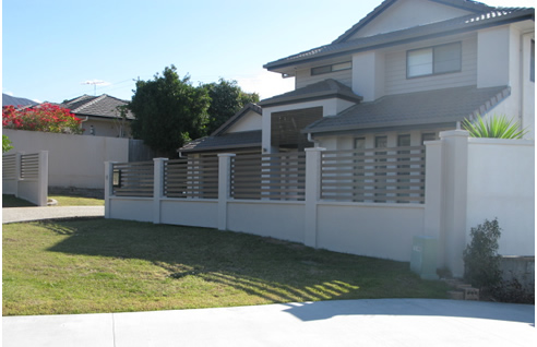 residential fencing sound proof