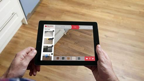 Flooring Visualizer App Video Karndean Designflooring