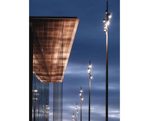 Urban Led Street Lighting Olivio Selux