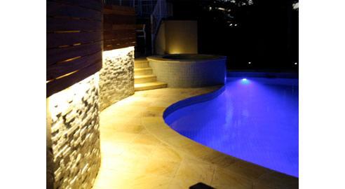 Landscape led lighting brisbane superlight australia landscaping led lighting mozeypictures Choice Image