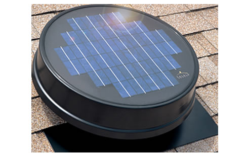 Solar Powered Attic Ventilation Fans Austech