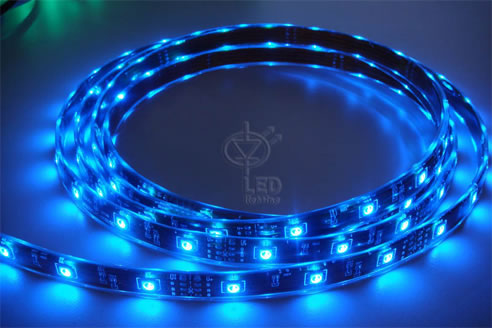 Led Strip Lighting Optic Fibre
