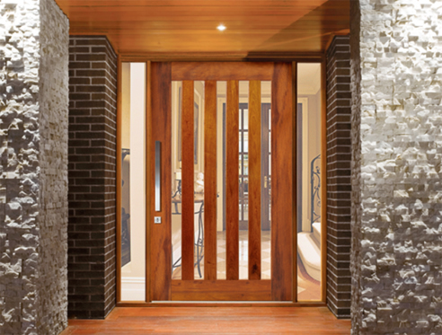 Oversized Pivot Doors From Corinthian Doors & Corinthian Doors u0026 Infinity Model Pivot Door Entrance Model From ... pezcame.com