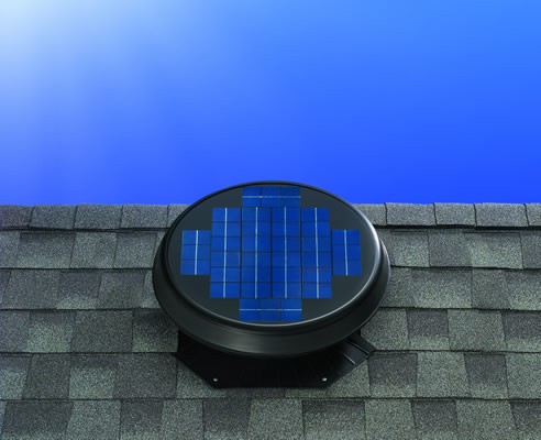 Roof Ventilation Fan Solar Star Solatube
