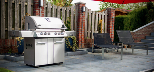 LEX Series Napoleon barbecue from Jetmaster