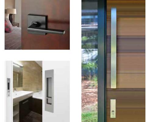 NIDUS Designer Door Hardware From Hazelwood U0026 Hill