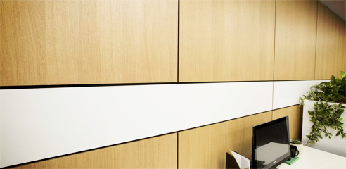 Au.diMicro acoustic wall from Atkar