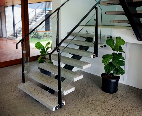 Weldlok complete staircase solution from Nepean