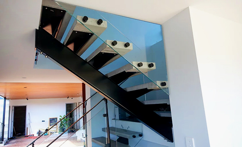 Mono style stair cases from Nepean