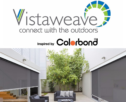 vistaweave outdoor blind fabric