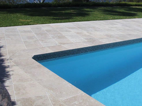 noce travertine pool coping