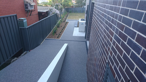 StoneSet Permeable and Overlay Pathway